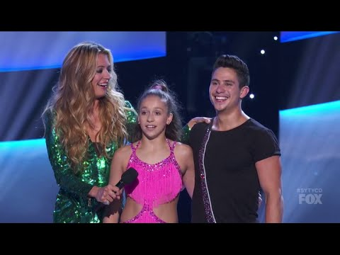 So You Think You Can Dance 2016 – TATE's  Amzing Salsa Dance