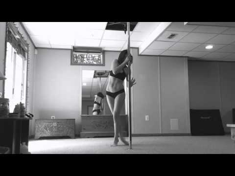 Pole Dance Freestyle to Chainsmokers ft. Daya Don't Let Me Down