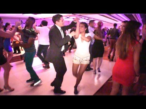 Smooth Social Salsa Dance by Adolfo Indacochea!