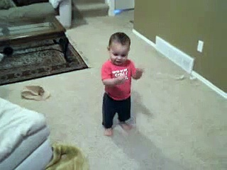 Cute FUNNY Baby Dancing Salsa Part2 MUST SEE