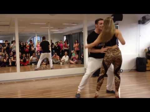 Hot Brazil dance ZOUK / КЛАССНЫЙ ТАНЕЦ ЗУК