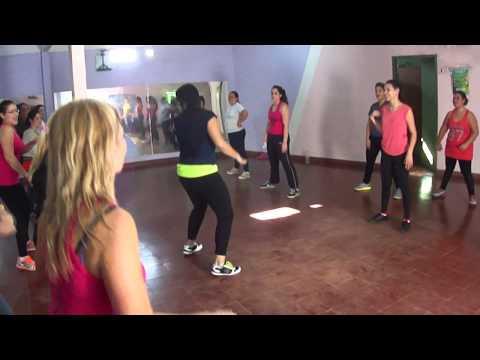 Mc créu – Dança do Créu – Zumba con Alessita