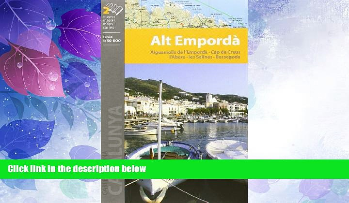 Must Have PDF  Alt Emporda – Cap de Creus – Salines – Bassegoda: ALPI.006  Best Seller Books Most