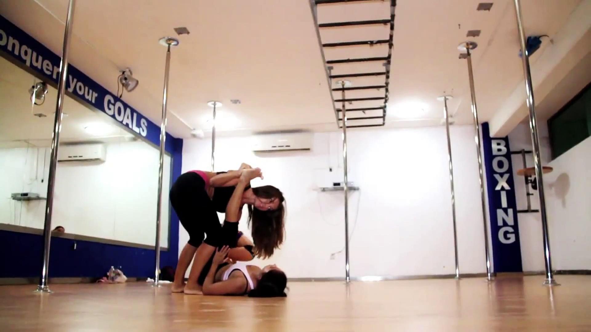 SEXY DANCE DEPORTE OLIMPICO POLE FITNESS TRAILER _ ASTRID VLOGS Datos Curiosos