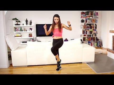 Latin Dance Basic Moves – 15 Minuten Programm mit Amiena Zylla