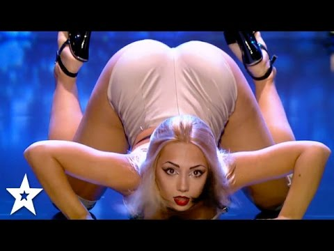 Is This The SEXIEST Audition Yet? Erotic Dancer Wows Judges   Got Talent Global