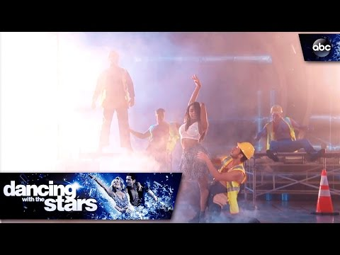 Normani and Val's Salsa  –  Dancing with the Stars
