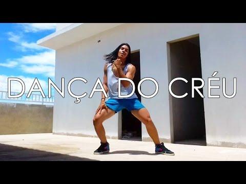 DANÇA DO CRÉU – Mc Créu | Coreografia | Irtylo Santos