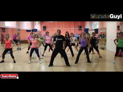 Dança do Creu Mc Creu·Funk do Brasil CoreoFitness Mundo Guyi