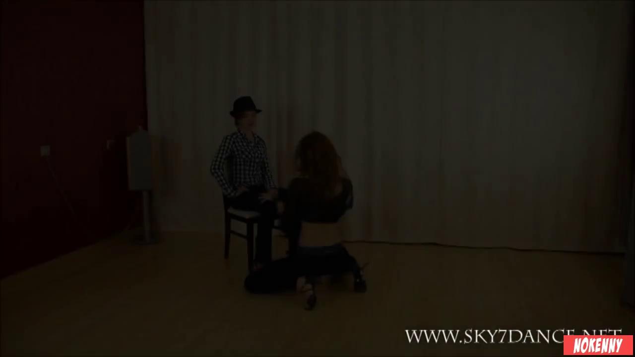 Lap Dance : 5 mouvements simples
