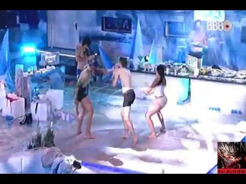 P.466 Festa Trident; Brothers fazem 'Dança do créu' (18/02)