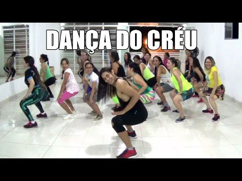 ZUMBA – Dança do Créu | Professor Irtylo Santos