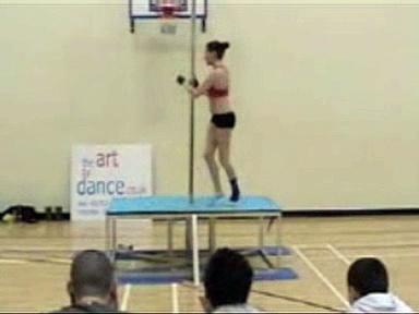 Complaints over school pole dance