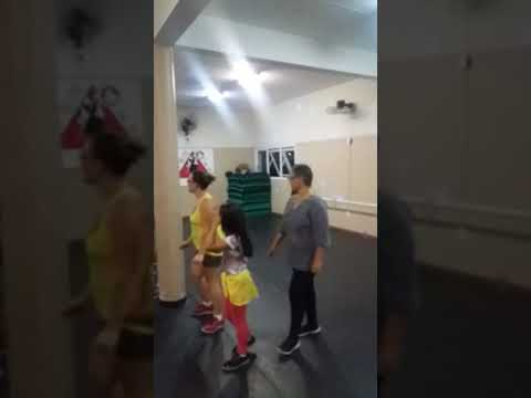 Creu – Brazilian Funk – Academia Boa Forma Cajamar – Zumba with Juliana