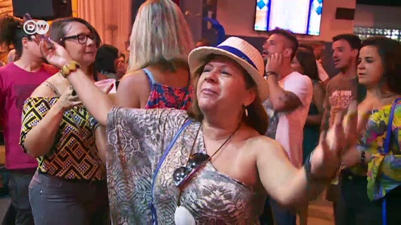 Brazil: Samba dances to its 100th birthday   World Stories