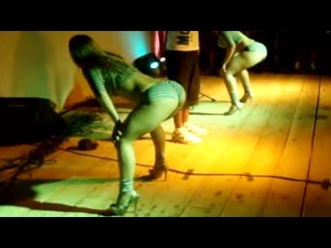 MC Créu e Suas Dançarinas as Mais Top – Show – HD 720p
