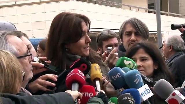 Laura Borràs (JxCat), creu que l'estat hauria de canviar la paraula 'democràcia si no accepta el resultat del 21-D