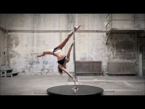 DEPECHE MODE NOTHING IMPOSSIBLE POLE DANCE