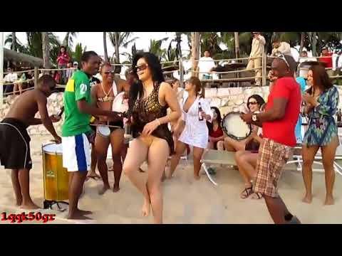 Brazil Party Samba Dance in most beautiful Beach – Beautiful Beach – beautiful beach in the world