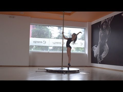 """María León – Corazón de León Ep. 4 – """"POLE DANCE –  BALLET"""""""