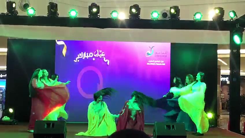 Arab Dance Party In Abu Dhabi Dalma Mall  #DalmaMall #UAE #MyDubai #Dance