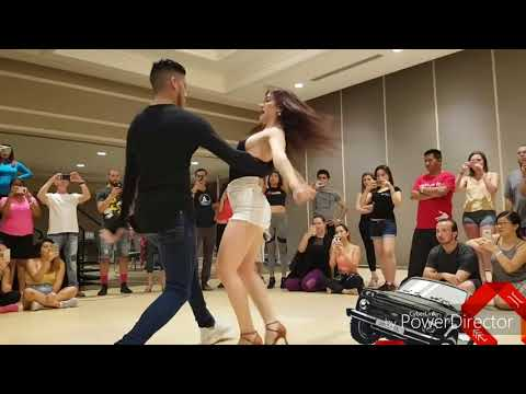 Despacito Salsa Dance Hot sexy Remix