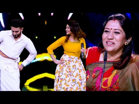 Super 4 I  Musical punch with Belly dance I Mazhavil Manorama