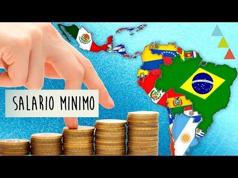 ¿En qué país de América Latina se vive mejor con el salario mínimo?