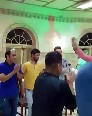 Funny Arab Guy belly Dance must watch