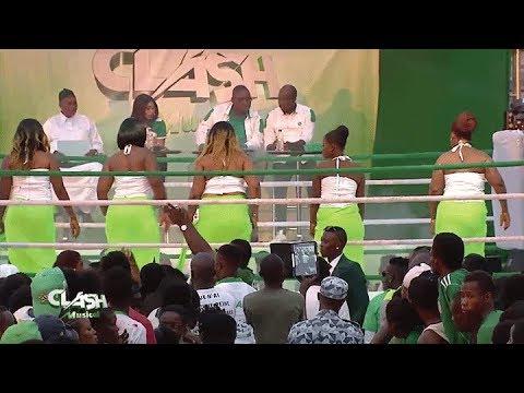 #ClashMusical2018 #3 ROUND LIVE: NIGUI SAFF K DANCE remet le Mapouka au goût du jour