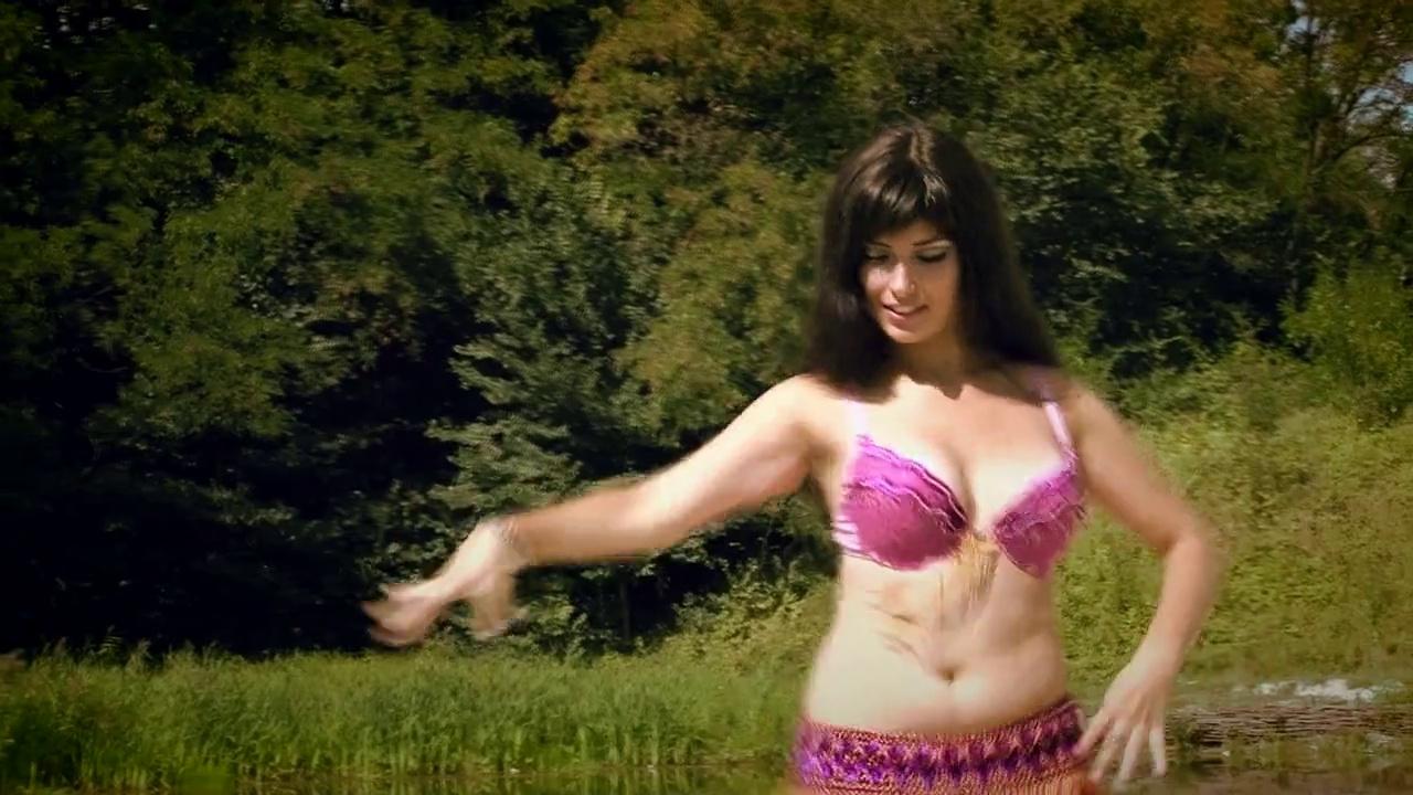 Beautiful Girl Belly Dance Full HD Video Song 2016