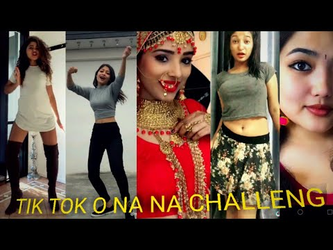 HoT girl's O Na Na Remix  And belly dance By A2Z