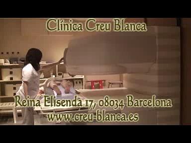 Resonancia Magnética Abierta Clínica Creu Blanca