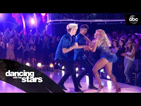 Milo & Witney's Salsa – Dancing with the Stars