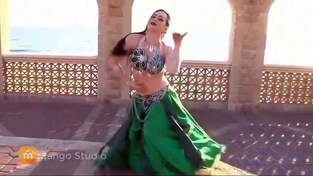 Arab Girl Belly Dance New Video HD