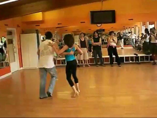 Dean Scheu – Diego Sanchez & Daniela Advanced  Salsa dance