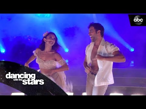 Juan Pablo & Cheryl's Salsa – Dancing with the Stars