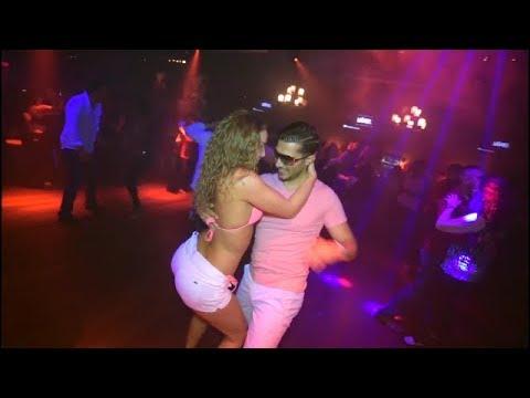 رقص ثنائي رهيب على ايقاع صلصا روعة  salsa dance