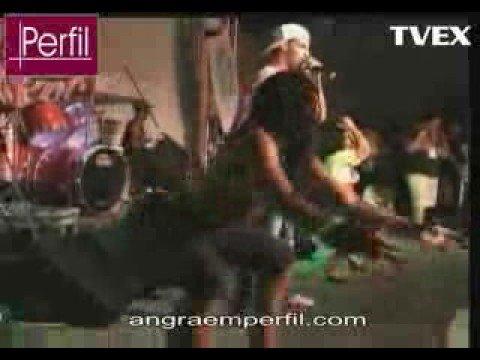 Show de MC Créu em Angra dos Reis