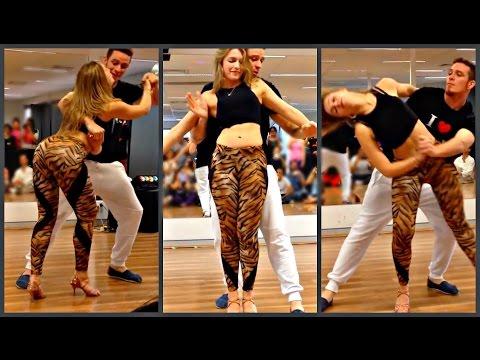 HOT DANCE Brazil dance ZOUK / КЛАССНЫЙ ТАНЕЦ ЗУК