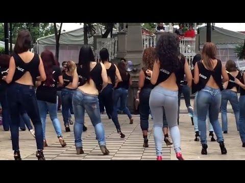 Brazilian Girls Dancing