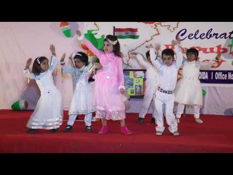 Brazil dance song