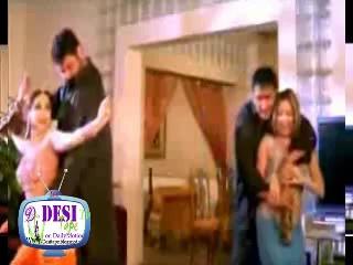 Pakistani Punjabi Filmi dance mujra by stage girls