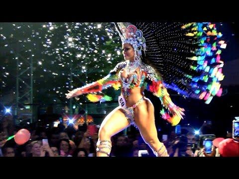 SAMBA OFFICIAL VIDEO RIO 2016: SAMBA DANCE COMPETITION  WINNERS & DANCING ROUTINES