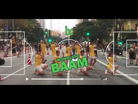 [1theK Dance Cover Contest]  MOMOLAND (모모랜드) – BAAM (배앰) DANCE COVER by B2|BEAT U – BRAZIL CUP VER.