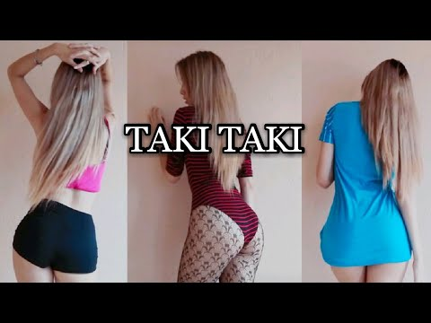 TAKI TAKI – DJ SNAKE FT. SELENA GÓMEZ, OZUNA, CARDI B – SEXY DANCE -BY DANIELA ARCE