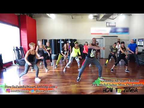 Danca do Creu by Mc Creu (Axe, Zumba® Fitness Choreography) HAPPY NEW YEAR 2018