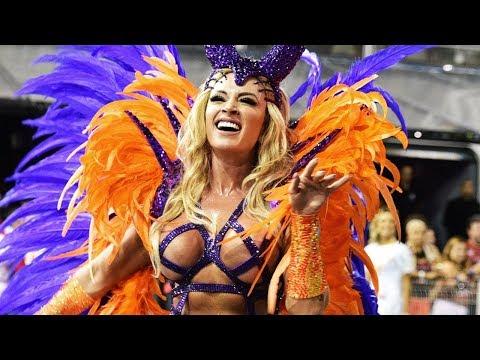 São Paulo Carnival 2018 [HD] – Floats & Dancers | Brazilian Carnival | The Samba Schools Parade