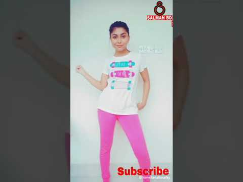 Most Vireal  Latina Girls Dance by Musicaly Tik Tok video Tune 2018