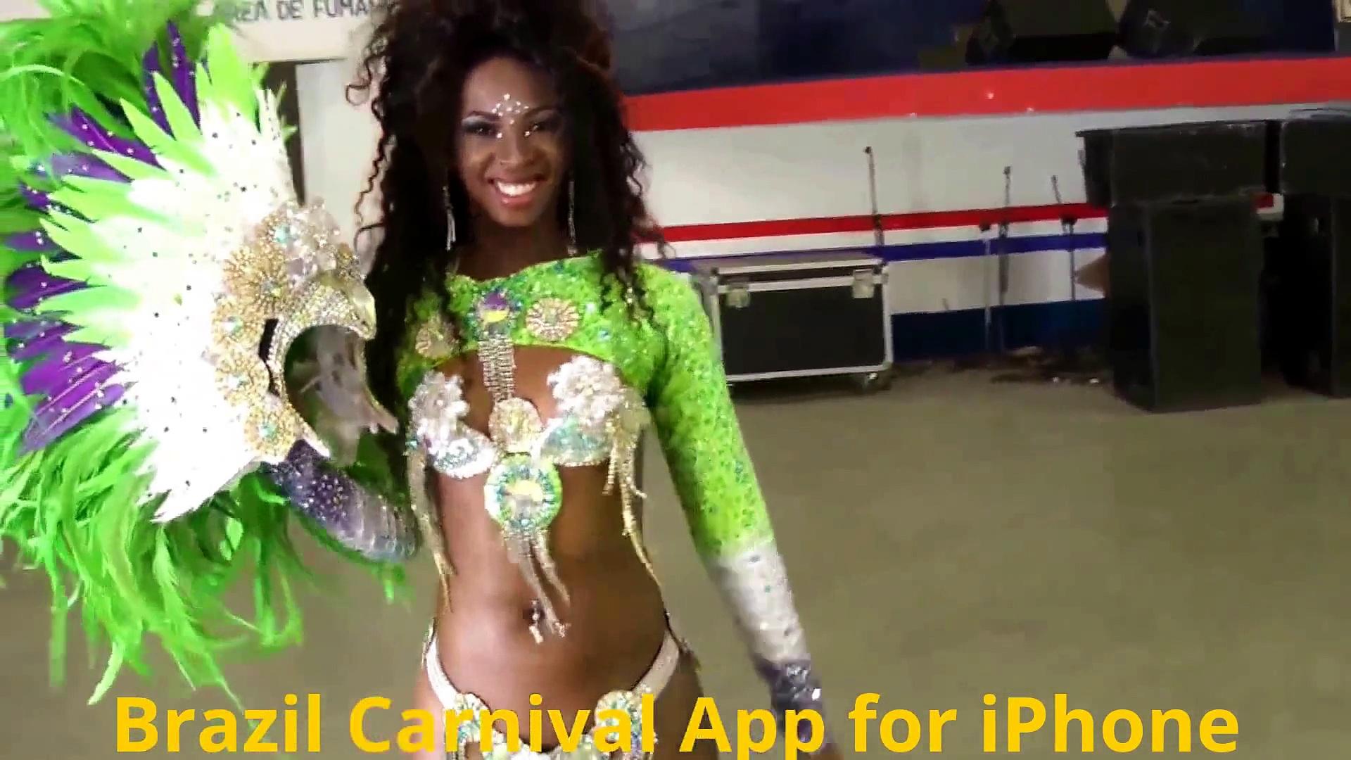 Brazilian Carnival Samba Dancer – Rio Dancer